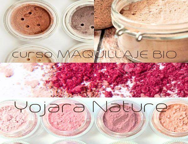 curso cosmetica natural, curso Maquillaje bio