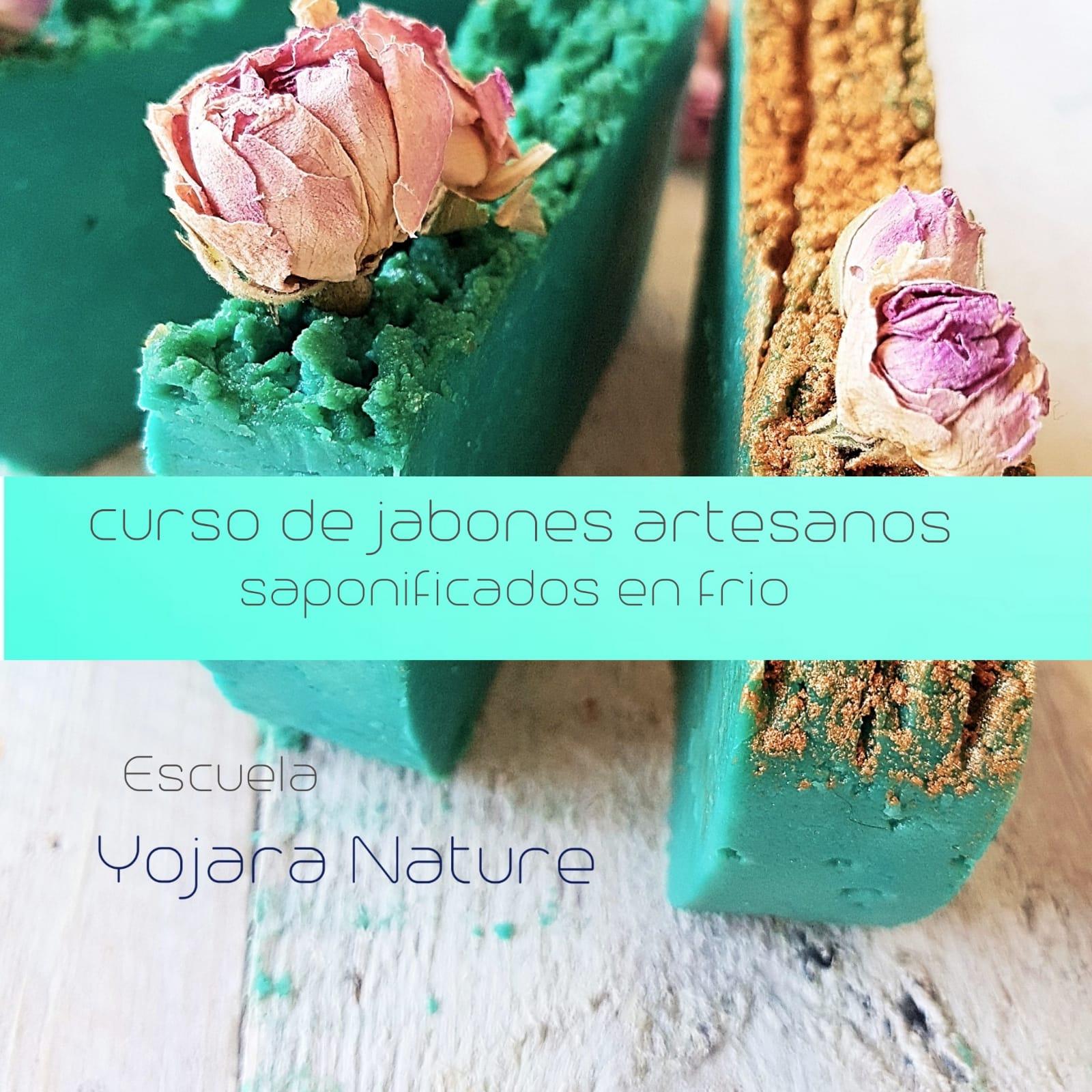 curso cosmetica natural, curso jabones artesanos saponificados en frio