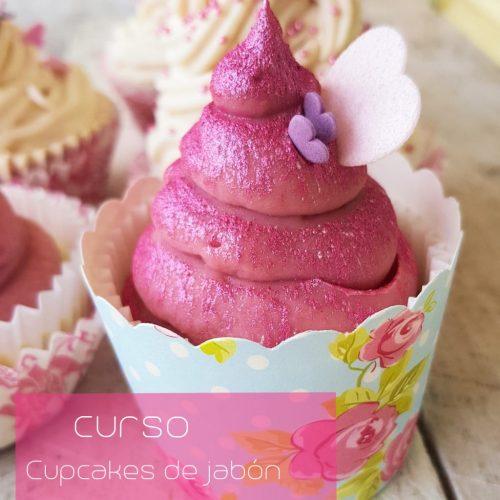 Curso cosmetica natural, Curso cupcakes de jabon