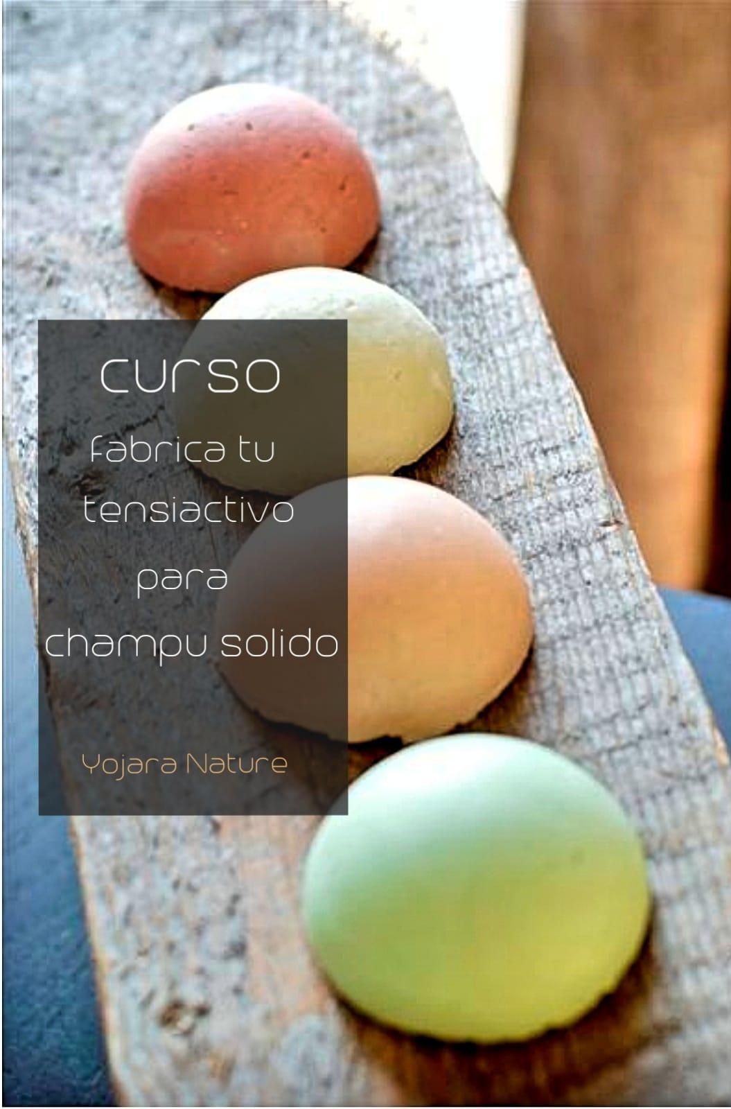 Curso cosmetica natural, Curso fabricacion tensioactivos