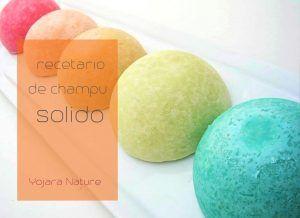 Curso cosmetica natural, recetario de champu solido
