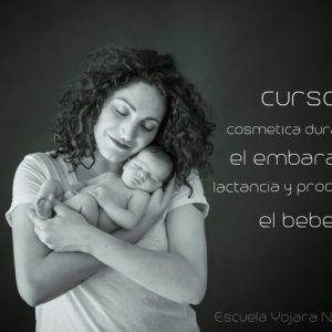 Cosmética durante el embarazo, lactancia y productos para el bebé