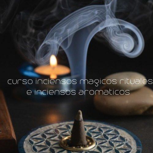 Inciensos mágicos rituales e inciensos aromáticos